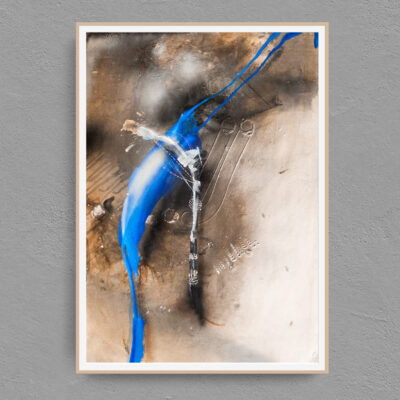 Blue Curve II